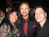 Rock Of Ages Opening Night - Geoff Tate and Deana Dee
